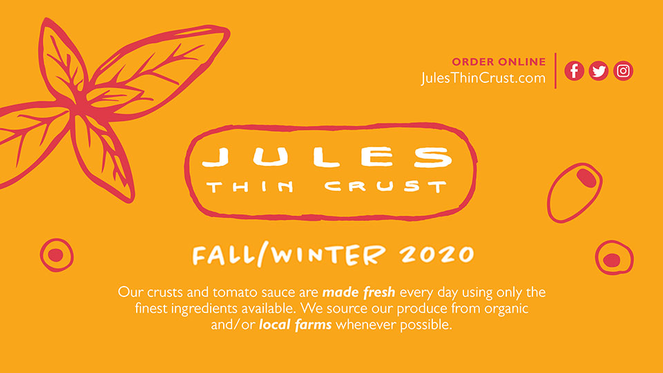 Fall/Winter 2020 Menu Out Now!